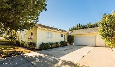 Camarillo Single Family Home For Sale: 165 Kenneth Street