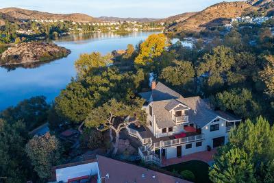 Westlake Village Single Family Home For Sale: 130 Lower Lake Road