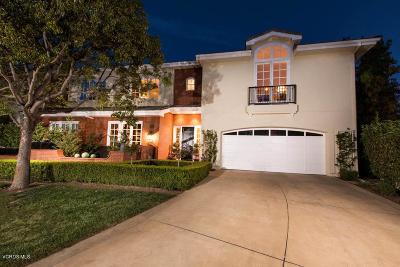 Thousand Oaks Condo/Townhouse For Sale: 2366 Heatherbank Court