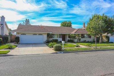 Simi Valley Single Family Home For Sale: 4280 Avenida Simi