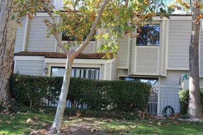Westlake Village Condo/Townhouse For Sale: 1228 South Westlake Boulevard #D
