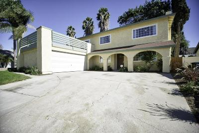 Simi Valley Single Family Home For Sale: 2143 East Chesterton Street