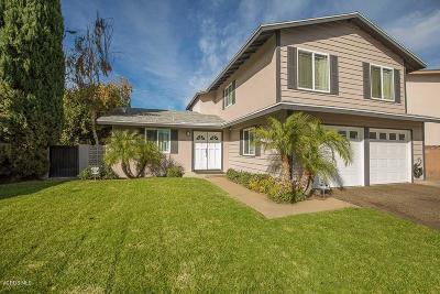 Simi Valley Single Family Home For Sale: 2473 Elizondo Avenue
