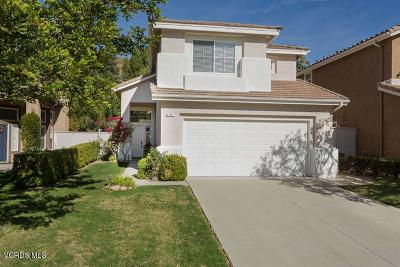 Thousand Oaks Single Family Home For Sale: 3115 Foxtail Court