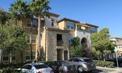 Camarillo Condo/Townhouse For Sale: 243 Riverdale Court #425