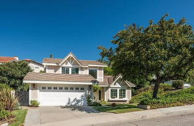Thousand Oaks Single Family Home For Sale: 2277 Laurelwood Drive