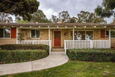 Camarillo Single Family Home For Sale: 63 La Crescenta Drive