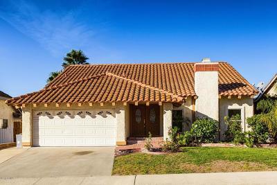 Thousand Oaks Single Family Home For Sale: 2807 Cedar Wood Place