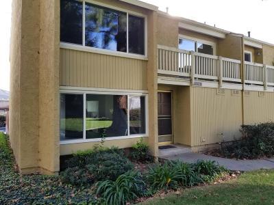 Moorpark Condo/Townhouse For Sale: 15054 Varsity Street #F