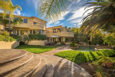 Westlake Village Single Family Home For Sale: 31646 Foxfield Drive