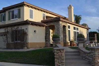Camarillo Single Family Home For Sale: 2008 Las Estrellas Court