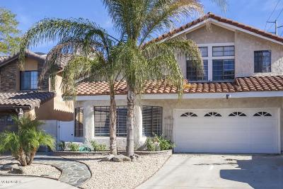 Moorpark Single Family Home For Sale: 6404 Linville Court