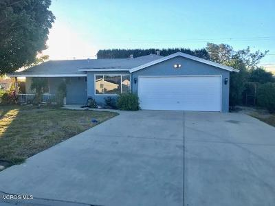 Simi Valley Single Family Home For Sale: 1555 Pride Street