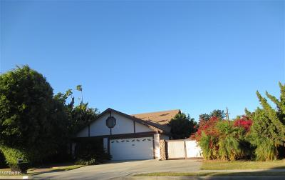 Camarillo Single Family Home For Sale: 951 Coe Street