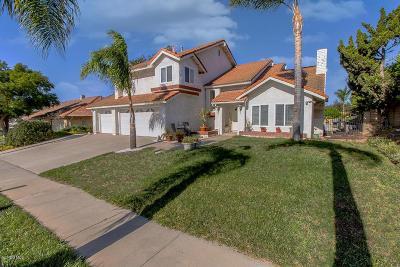 Moorpark Single Family Home For Sale: 13493 Bonita Heights Street