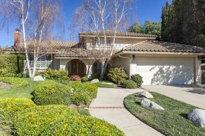 Camarillo Single Family Home For Sale: 2274 Via Tomas