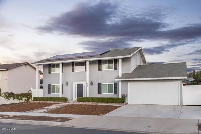 Simi Valley CA Single Family Home For Sale: $545,000