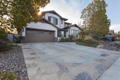 Simi Valley CA Single Family Home For Sale: $939,000