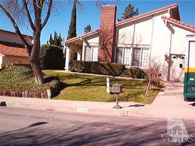 Westlake Village Single Family Home For Sale: 3224 Blue Ridge Court