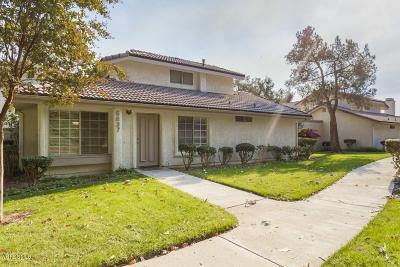 Oak Park Condo/Townhouse For Sale: 6837 Poppyview Drive