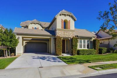 Moorpark Single Family Home For Sale: 14819 Blue Ridge Court
