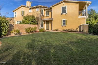 Simi Valley CA Single Family Home For Sale: $765,000