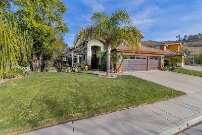 Simi Valley Single Family Home For Sale: 1826 Winterdew Avenue