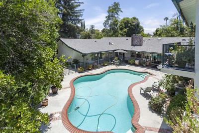 Woodland Hills Single Family Home For Sale: 23037 Oxnard Street