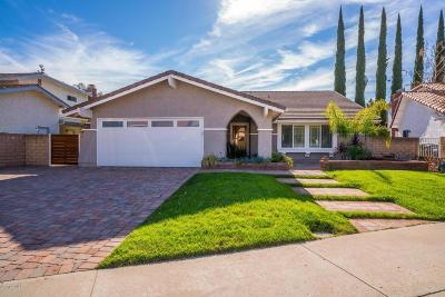Agoura Hills Single Family Home For Sale: 28944 Marlies Street