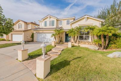 Simi Valley Single Family Home For Sale: 3289 Box Elder Court