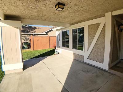 Camarillo Single Family Home For Sale: 914 Comanche Court