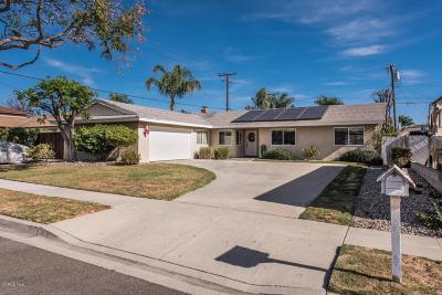 Simi Valley Single Family Home For Sale: 1534 Church Street