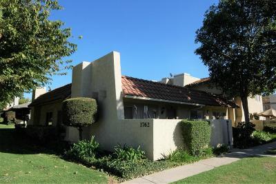 Thousand Oaks Condo/Townhouse For Sale: 1762 East Avenida De Las Flores
