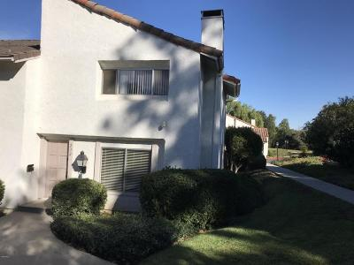 Thousand Oaks Condo/Townhouse For Sale: 232 Green Heath Place