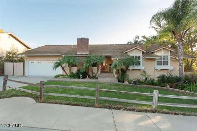 Simi Valley Single Family Home For Sale: 1090 Nonchalant Drive