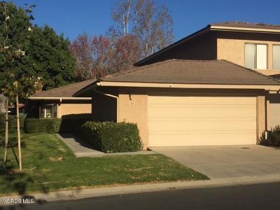 Ventura Condo/Townhouse For Sale: 6741 Sargent Lane