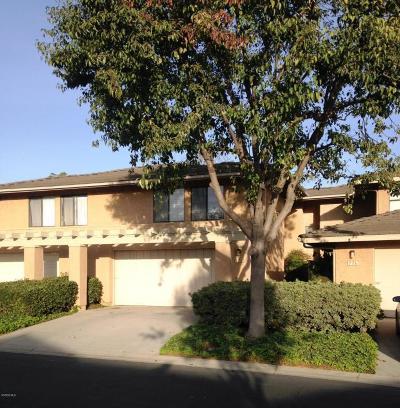 Ventura Condo/Townhouse For Sale: 774 Tennyson Lane