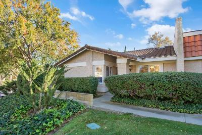 Westlake Village Condo/Townhouse For Sale: 2829 Shoreview