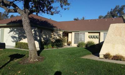 Camarillo Condo/Townhouse For Sale: 1303 Village 1