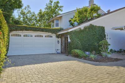 Westlake Village Condo/Townhouse For Sale: 32104 Beachview Lane