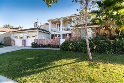 Ventura Single Family Home For Sale: 5602 Tull Street