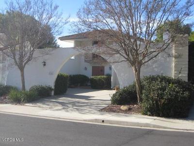 Westlake Village Single Family Home For Sale: 4301 Beaucroft Court