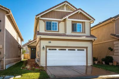 Thousand Oaks Condo/Townhouse For Sale: 2884 Capella Way