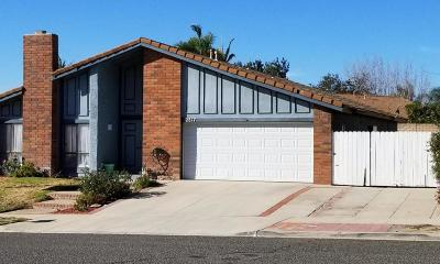 Simi Valley Single Family Home For Sale: 2817 North Woodrow Avenue