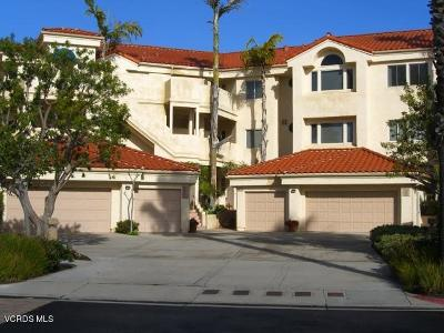 Oxnard Condo/Townhouse For Sale: 4223 Harbour Island Lane