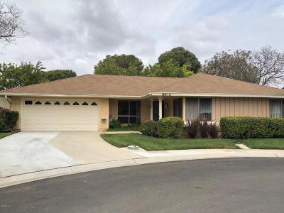 Camarillo Single Family Home For Sale: 16316 Village 16