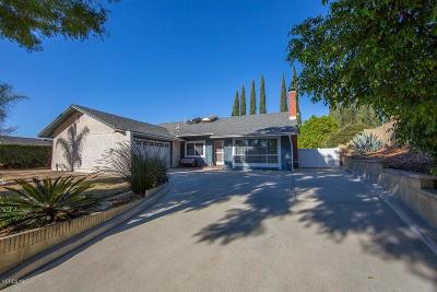 Simi Valley Single Family Home For Sale: 795 Harper Street