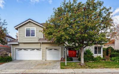 Moorpark Single Family Home For Sale: 11891 Maple Crest Street