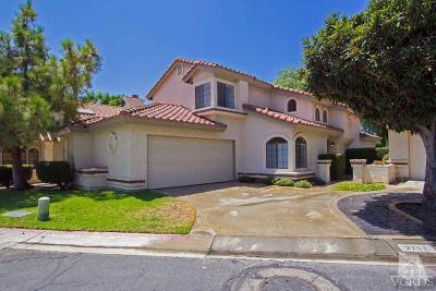 Simi Valley Single Family Home For Sale: 2711 Simi Hills Lane