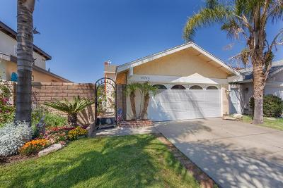 Agoura Hills Single Family Home For Sale: 30745 Canwood Street